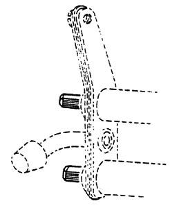 Torzní pružiny/přední náprava/pár - Typ 1/14 (» 1965)