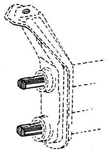 Torzní pružiny/zúžená přední náprava - Typ 1/14/181 (1965 » 03)