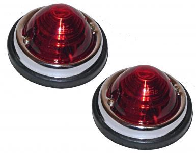 Světla červená/65mm - Typ (univerzál)
