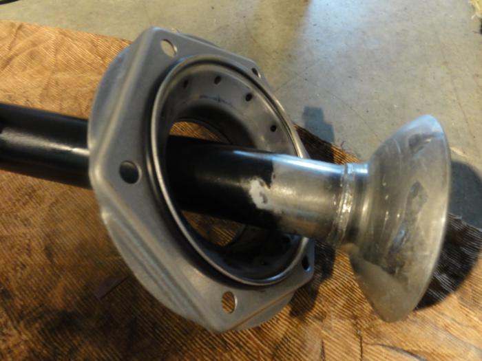 Těsnící kroužky víka převodovky/boční - Typ 1/2/3/14/181 (kyvná náprava)