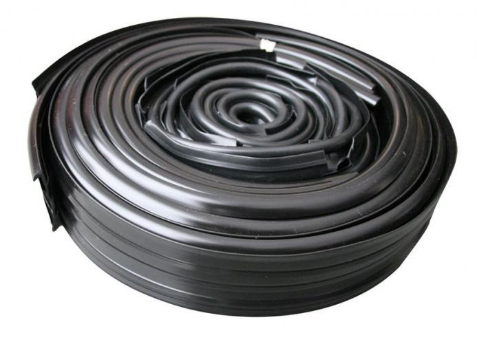 Těsnění blatníků černé/kit - Typ 3 (Notchback)