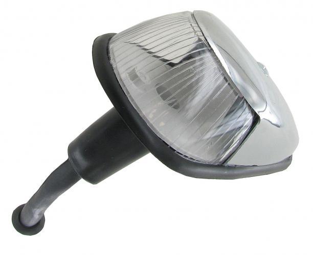 Světla směrová přední čirá/chrom L/P - Typ 1/181 (1963 » 74)